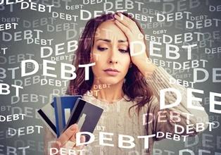 Your parent's credit card debt