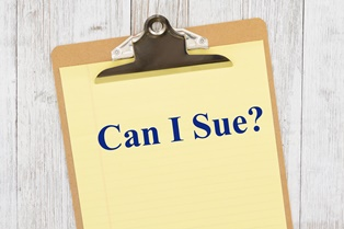 Suing to remove an executor