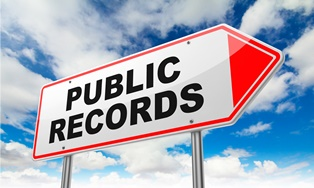 Succession records are public