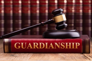 Guardianship in a succession