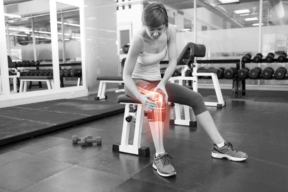 Broken Gym Equipment That Caused Leg Injury