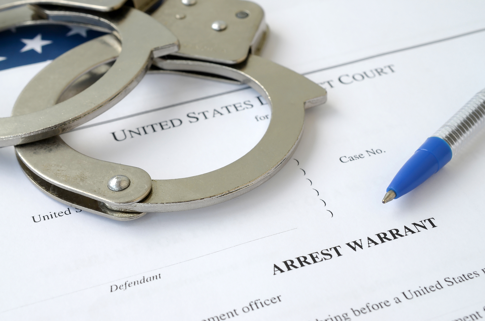 Can An Arrest Warrant Be Removed in Florida