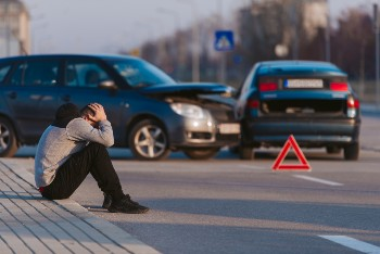 You can still receive compensation if you're partially at fault for the accident.