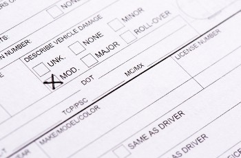The police report can be valuable evidence for your car crash case.