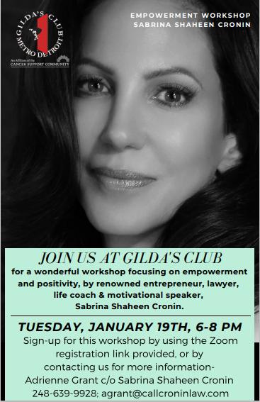 empowerment workshop