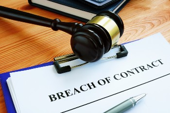Get help with a breach of contract claim.