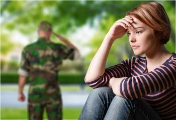 Military divorce attorney
