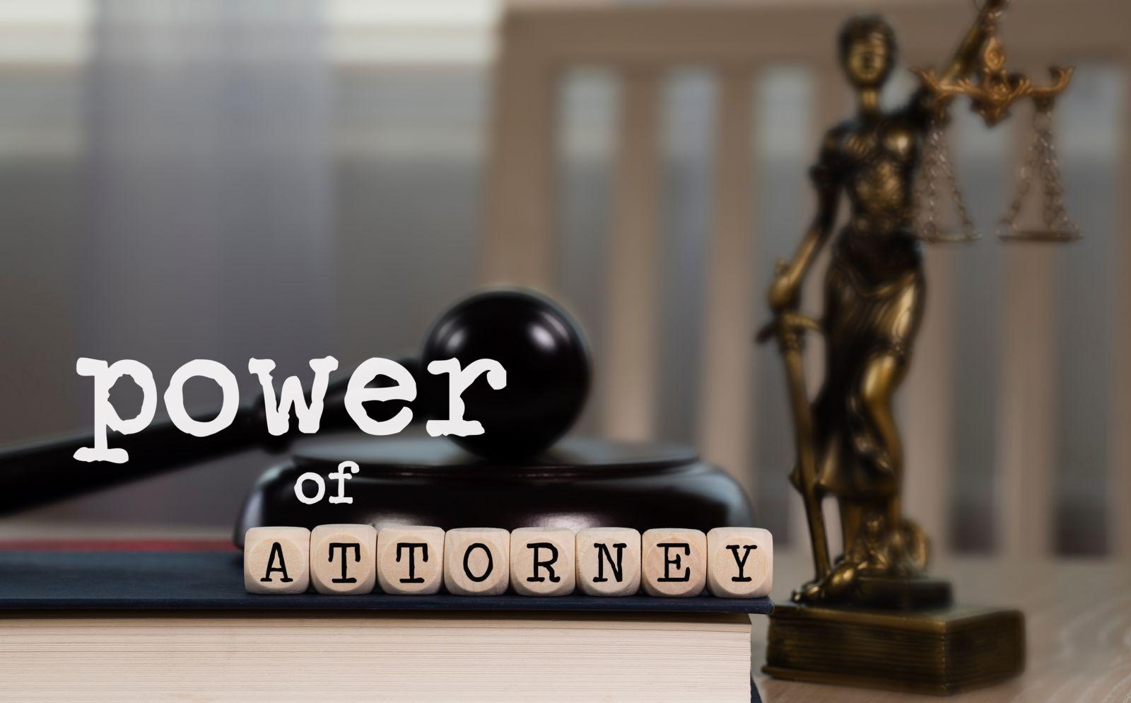 power of attorney michigan