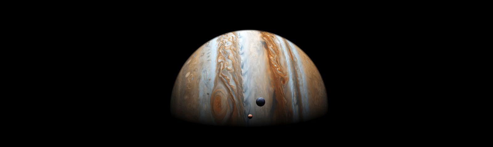 Jupiter's red spot is shrinking - NASA