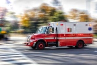 Don't be a distracted driver around emergency vehicles