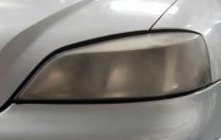Maintaining your headlights