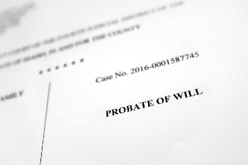An attorney can help resolve creditor disputes during probate.