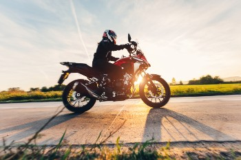 A motorcycle accident attorney will protect your rights.