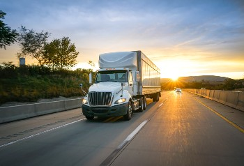 Contact an attorney after a commercial truck accident.
