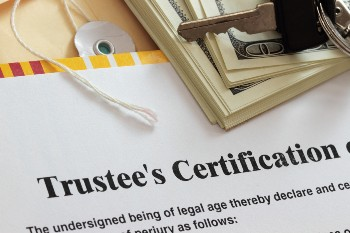 Defend yourself against trustee removal.