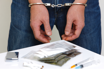 Drug possession charges come with serious penalties.