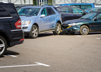 handling a parking lot car accident with a personal injury lawyer