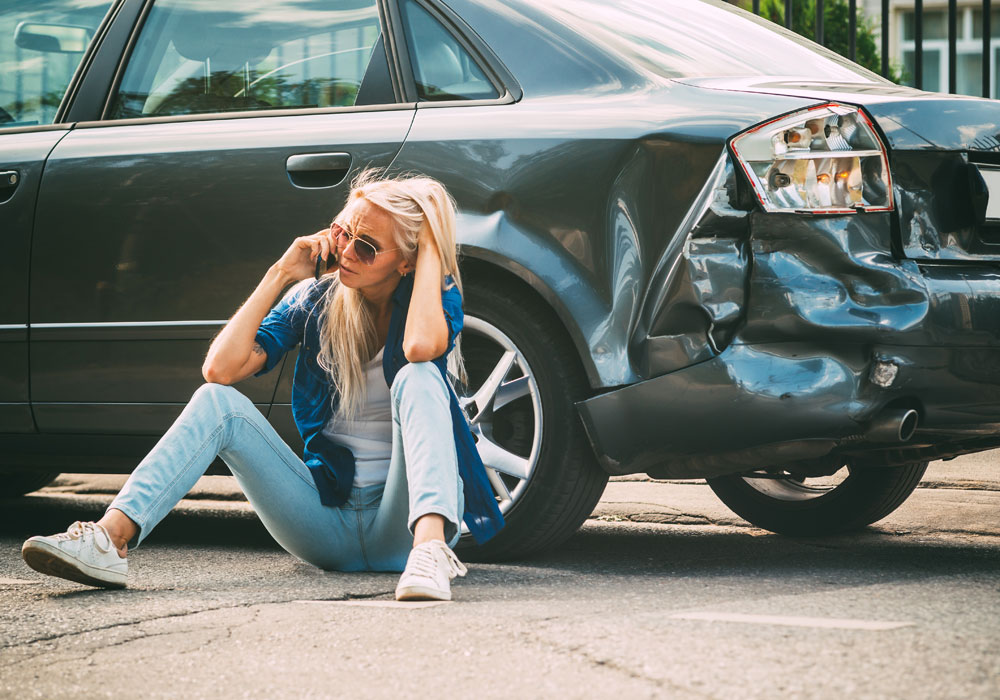 what to do after houston car accident