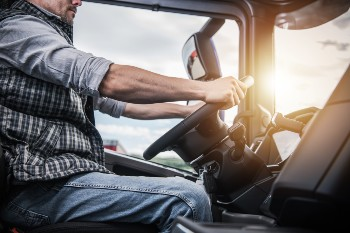 Inexperienced truck drivers in Houston