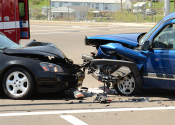 Houston personal injury lawyers for a motor vehicle accident