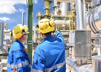 personal injury claim for refinery accident