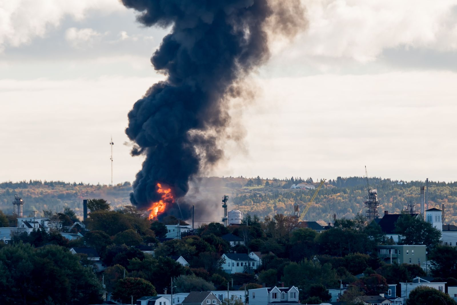 Houston and Pasadena plant and refinery accident attorneys