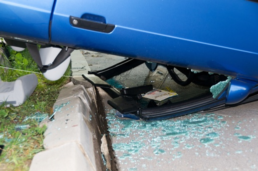 Houston car accident lawyers for a rollover accident