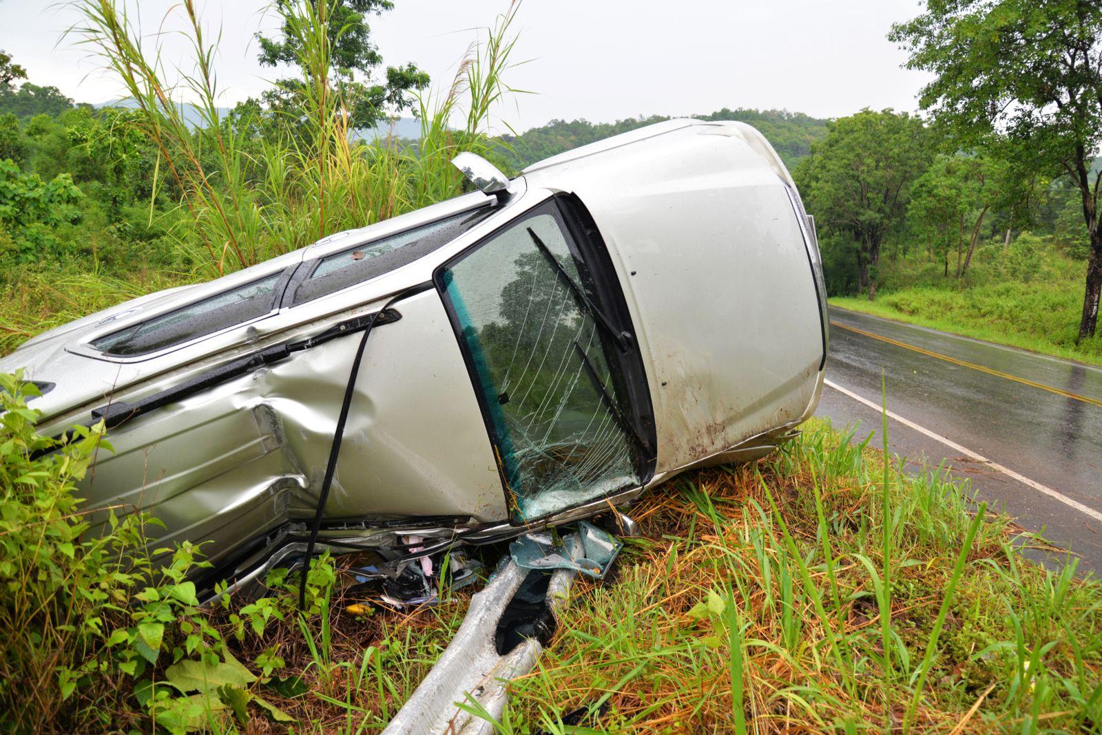 weather-related car wrecks in pasadena