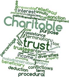 Creating a charitable trust California Estate Planning Attorneys Kavesh Minor & Otis