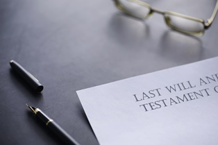Wen you die without a will. California Estate Planning Lawyer Kavesh Minor & Otis