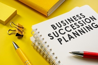 Planning for business sucession