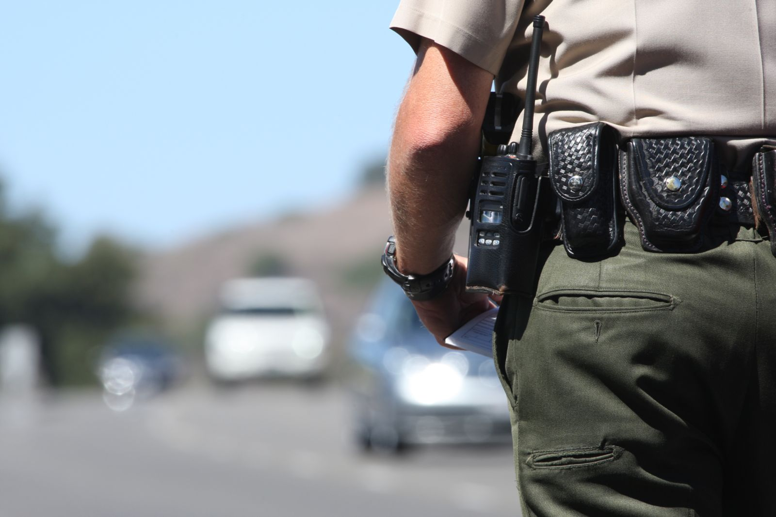 resisting an officer defense attorney