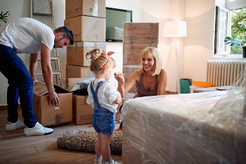 Don't move without consulting a child custody lawyer.