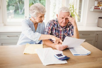Senior bankruptcy is rising.