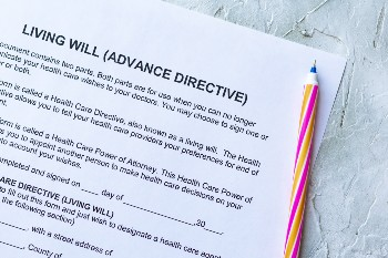 Advance directives make your wishes known.