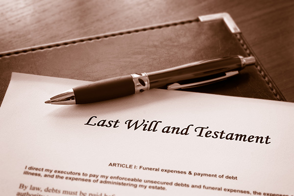 Last Will and Testament Explained