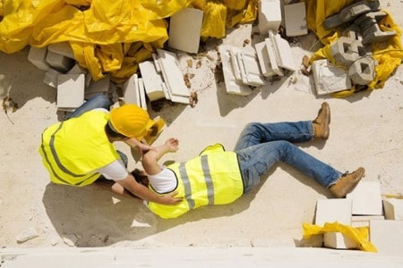 Construction accidents often lead to severe injury.