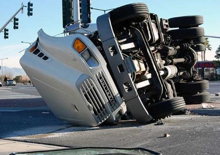 Get help after a semi-truck accident.