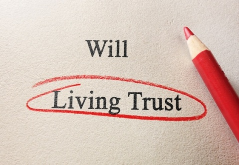 will vs living trust