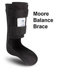 Moore balance brace