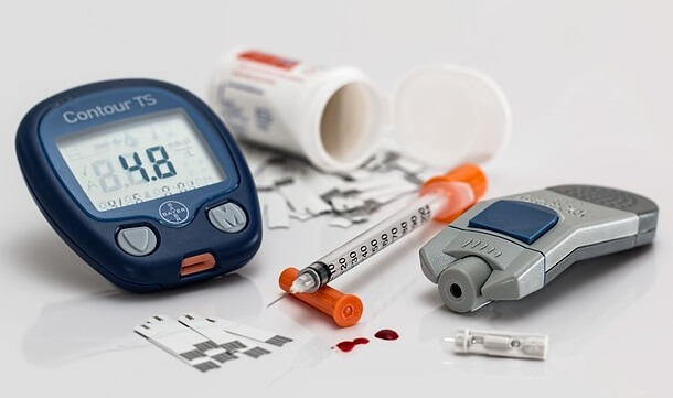 diabetic testing equipment