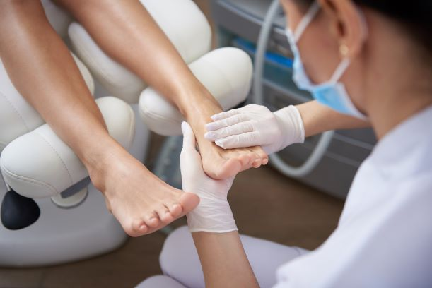 Long Beach CA Diabetic Foot Care Specialists