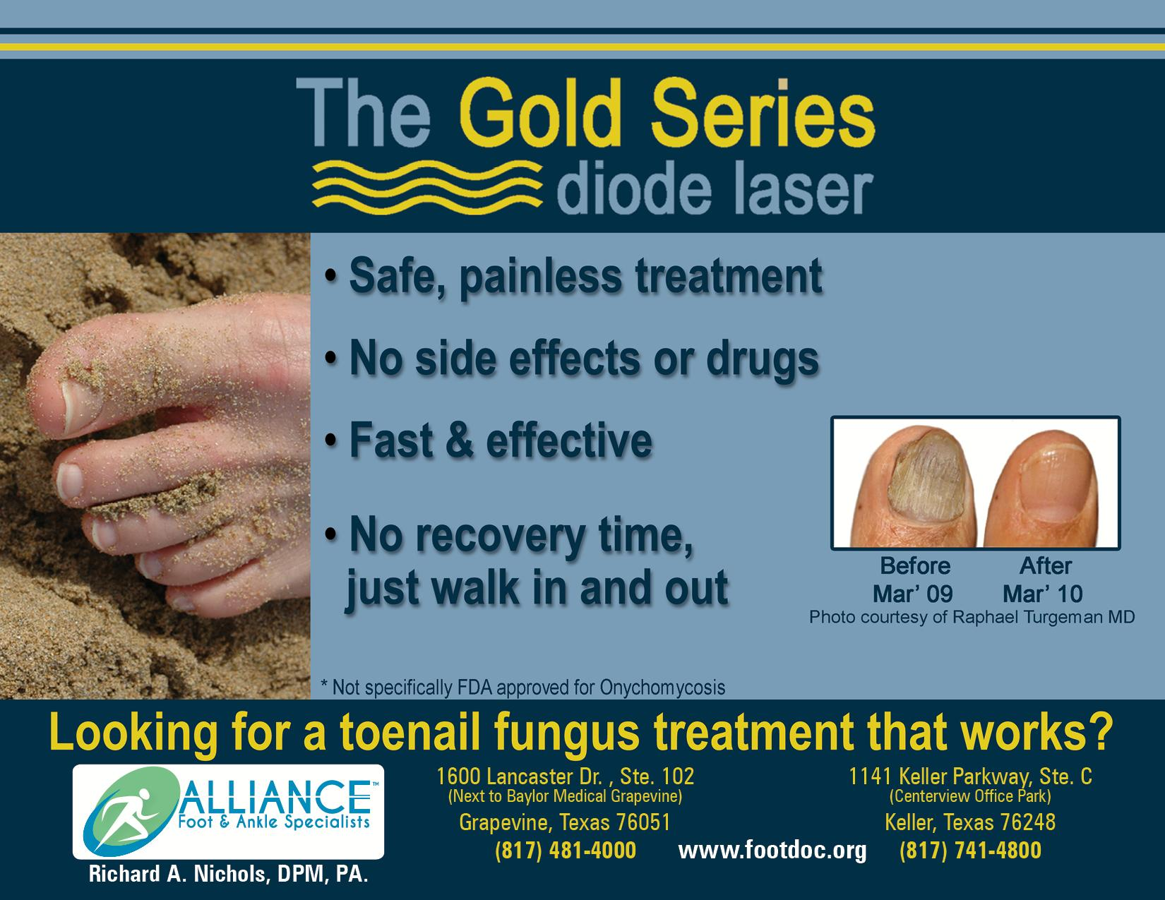 Diode Treatment