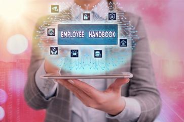 Employee Handbook Icon