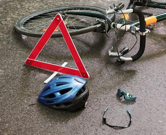 bicycle crash helmet