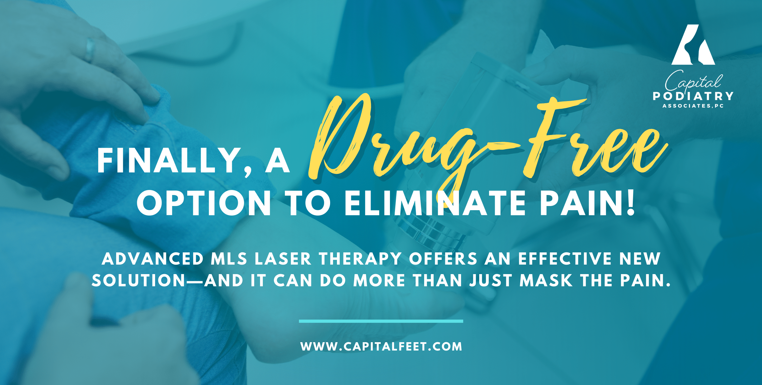 Gilmore - MLS Laser Therapy for Pain