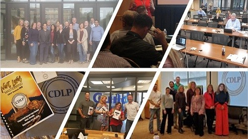 Attendees of Past CDLP Training Sessions