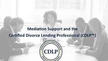 CDLP help with divorce mediation