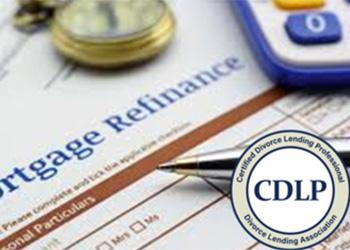 Refinancing the Marital Home