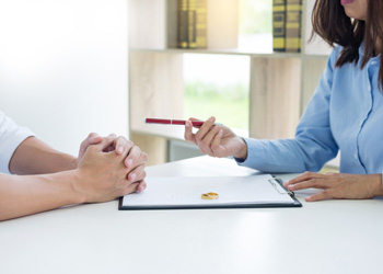 deed decree and debt in divorce